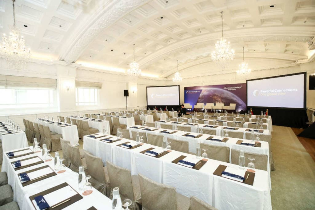 Conference Management for Aberdeen Standard by Compass Events